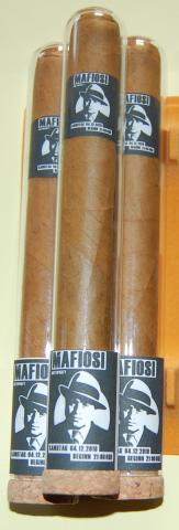 Dr. Pick Cigars bei der Mafia Party in Hildesheim