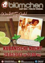 Kubaniche Nacht in Schlüchtern
